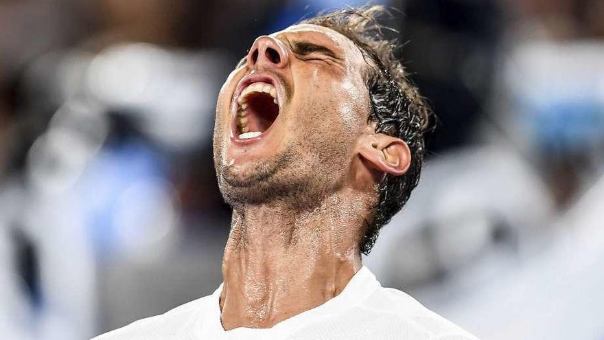 """Nadal: """"Necesito ser agresivo contra Raonic"""""""