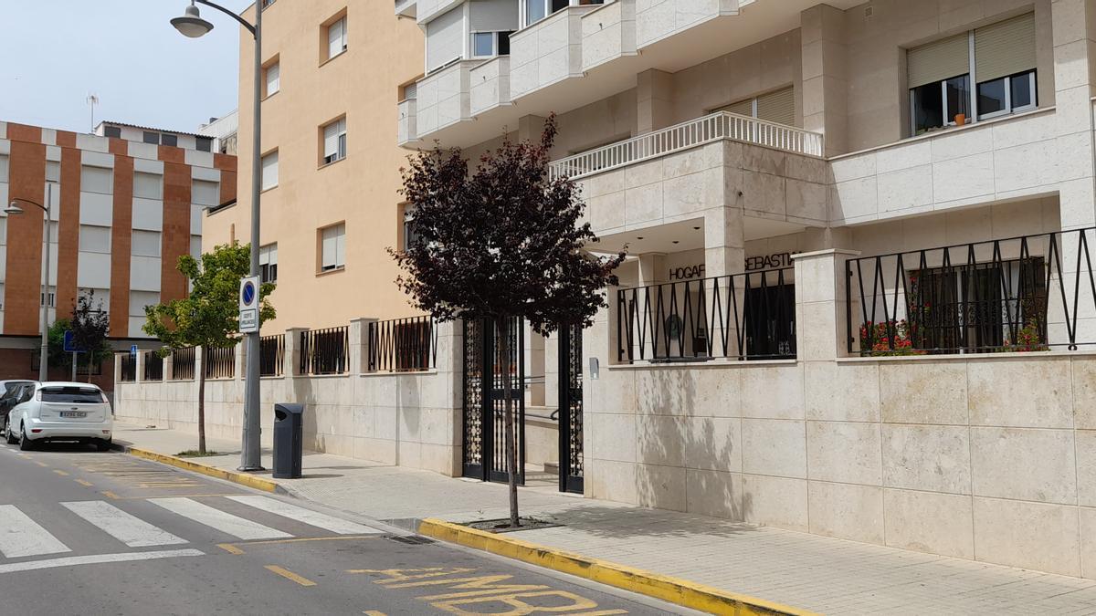 La residencia San Sebastián de Vinaròs ha prohibido durante 10 días las visitas por varios casos de covid.