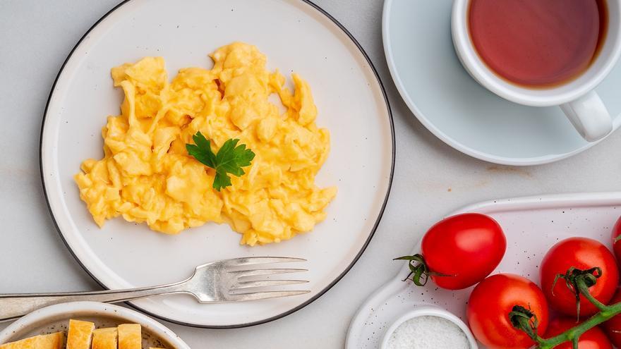 Tres desayunos de dieta sabrosos, rápidos y saciantes con ingredientes que todos tenemos en casa