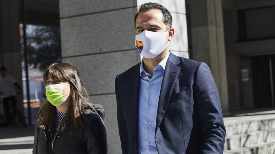 Dos diputados de Cs en la Asamblea madrileña dejan el partido