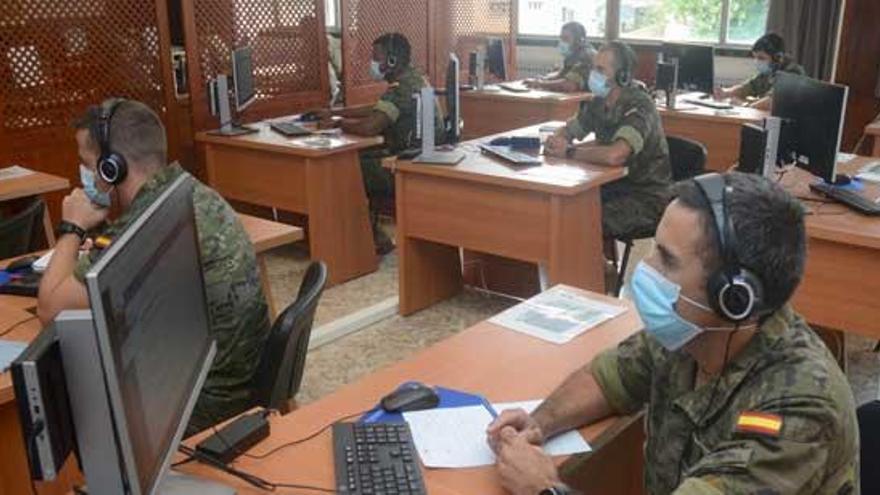 Unos 180 rastreadores de Defensa inician mañana su actividad en Galicia