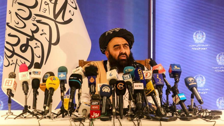 Los talibanes solicitan intervenir en la Asamblea General de la ONU