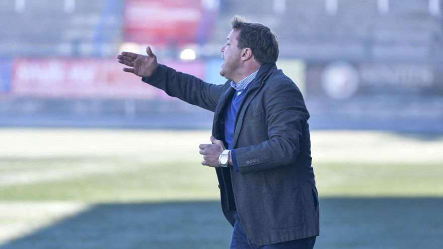 Javi Salamero renova amb la Unió Esportiva Figueres