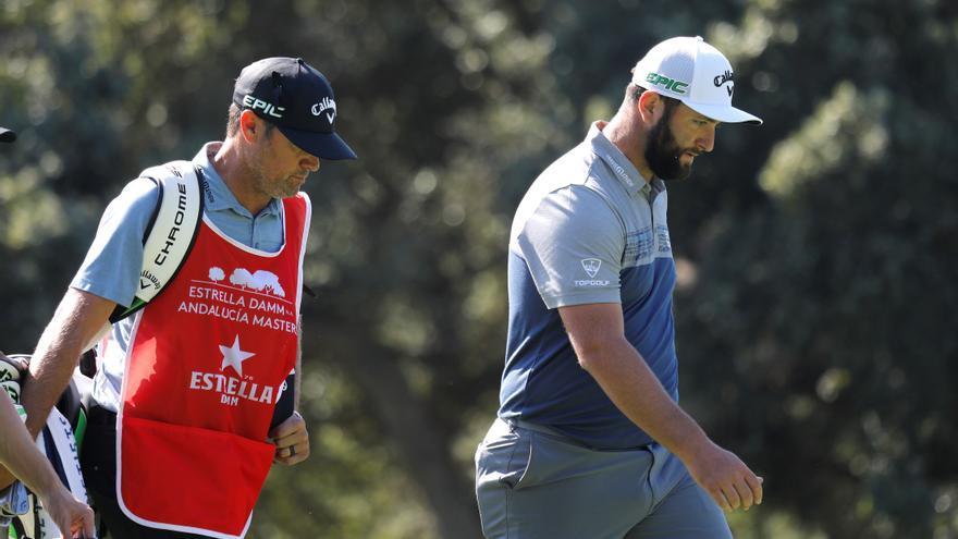 """Rahm, tras caer eliminado: """"No quiero ver un palo de golf"""""""