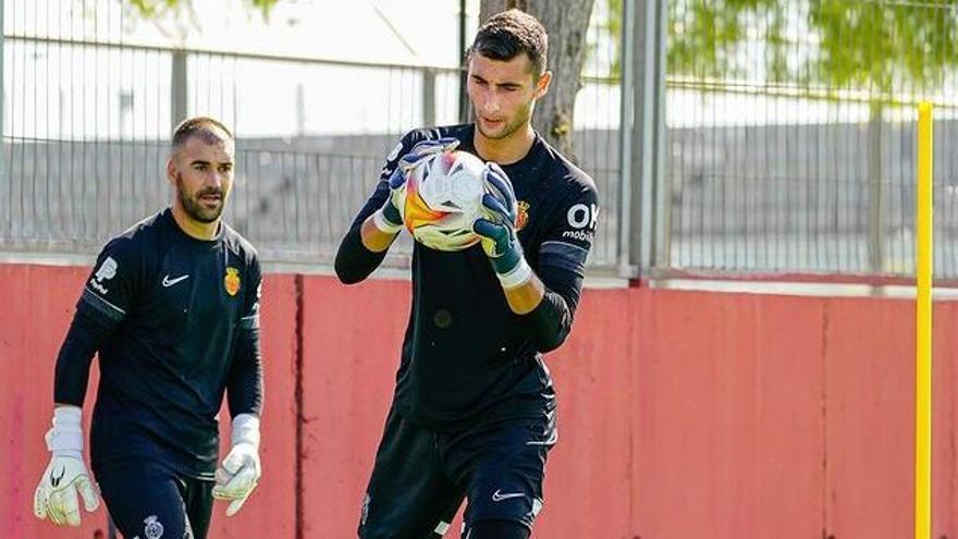 Luis García: «No descartéis que Manolo y Greif vayan alternando porterías»