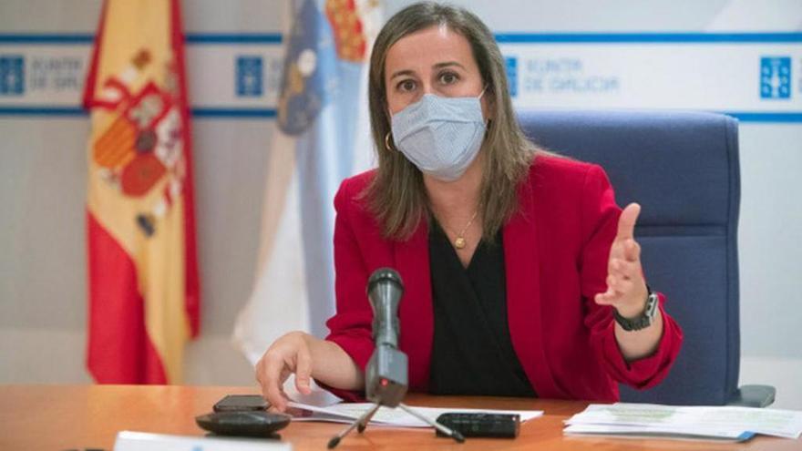 """La Xunta dice que es """"inviable"""" línea alta velocidad Vigo-Oporto antes 2030"""