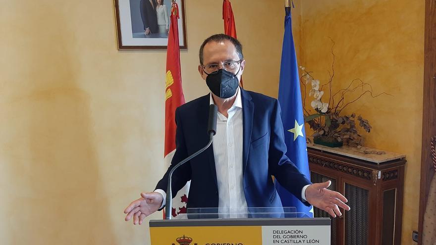 """El subdelegado del Gobierno elogia el cumplimiento """"óptimo"""" de las restricciones en Zamora"""