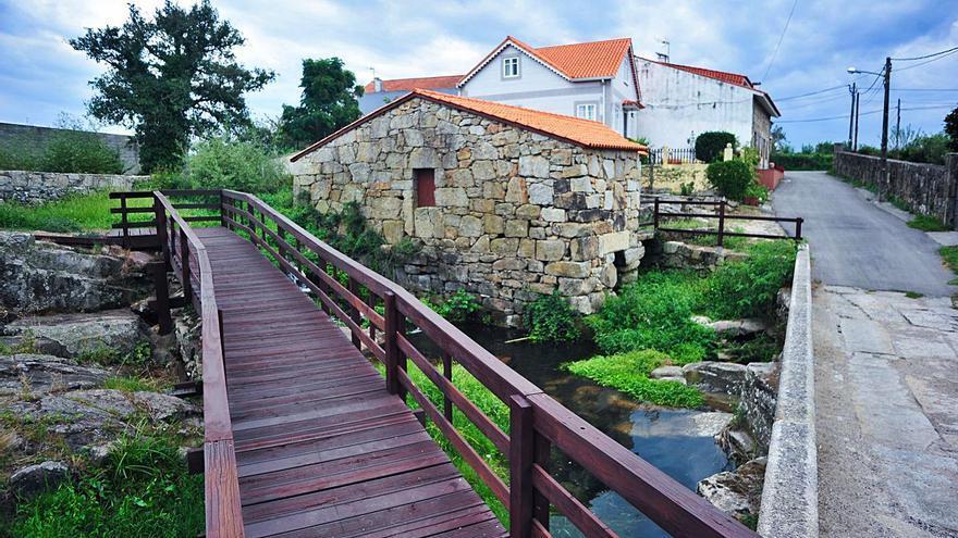 Vilanova busca financiación para crear una senda hasta Lobeira