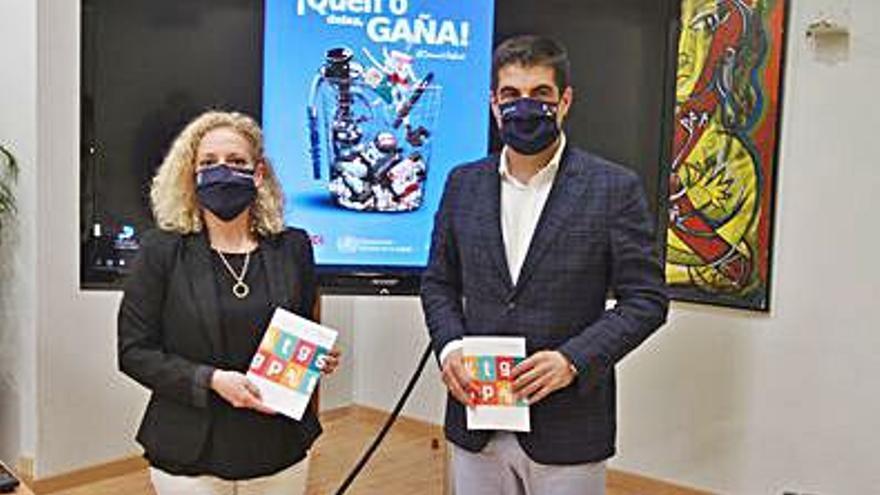 La Xunta apoya la lucha contra el tabaco