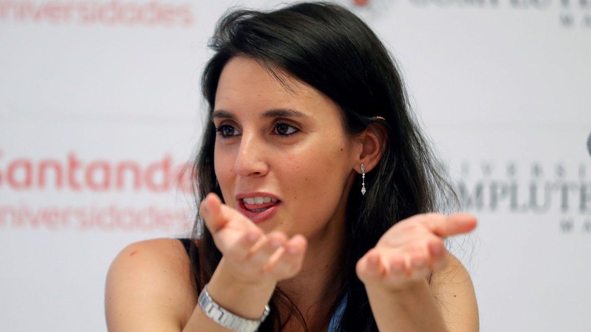 Irene Montero: es difícil separar la corrupción de los Borbones de la Monarquía