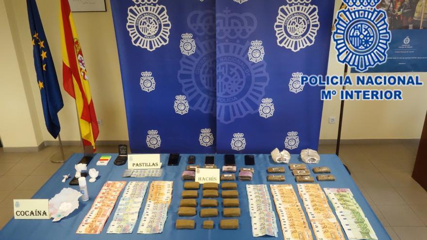 La banda criminal que vendía drogas en Gijón enviaba las ganancias a Marruecos