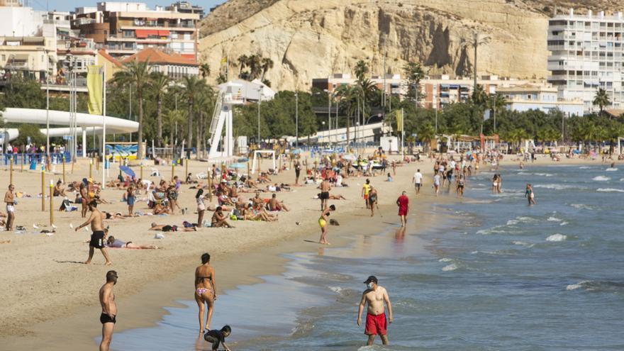 ¿Qué playas de la provincia de Alicante tienen bandera azul?
