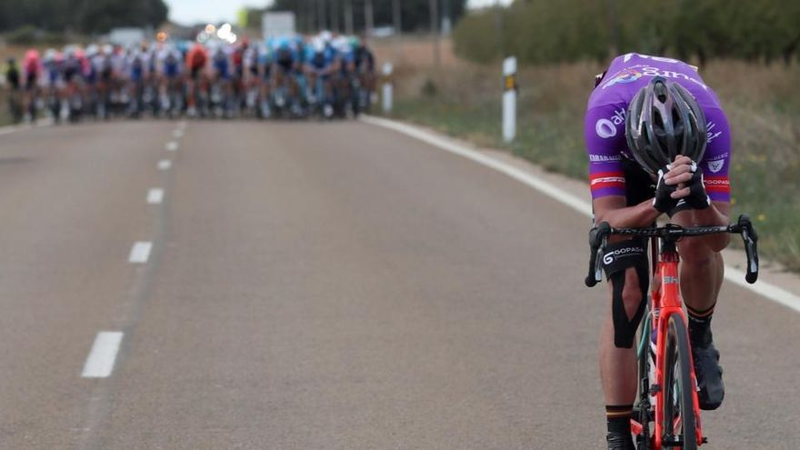 Sigue en directo la etapa de hoy de la Vuelta 2020: Huesca - Sabiñánigo