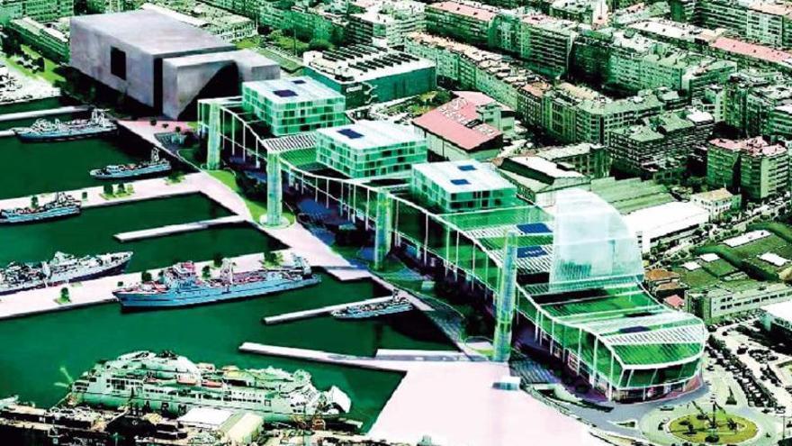 El plan del Concello para regenerar la franja litoral