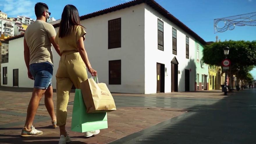 El Cabildo de La Gomera premia las compras en los comercios de la isla