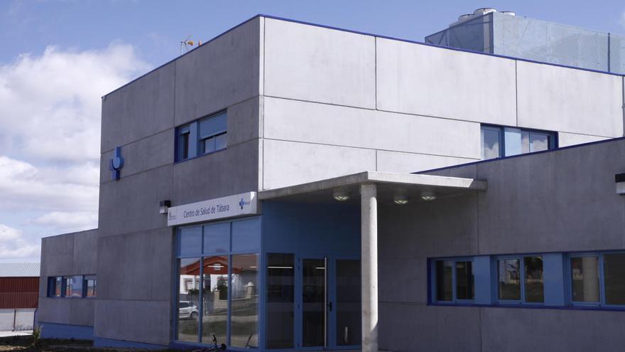 Centro de Salud de Tábara.