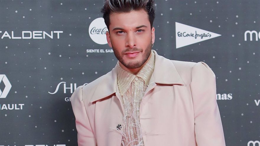 Blas Cantó, preparado para Eurovisión 2021