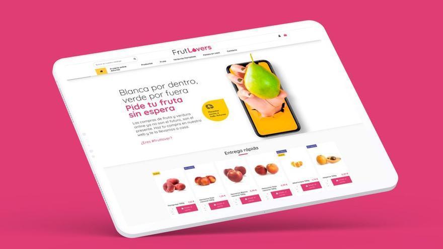Frutlovers: la única empresa asturiana que vende fruta a domicilio on line con mínimos plazos de entrega