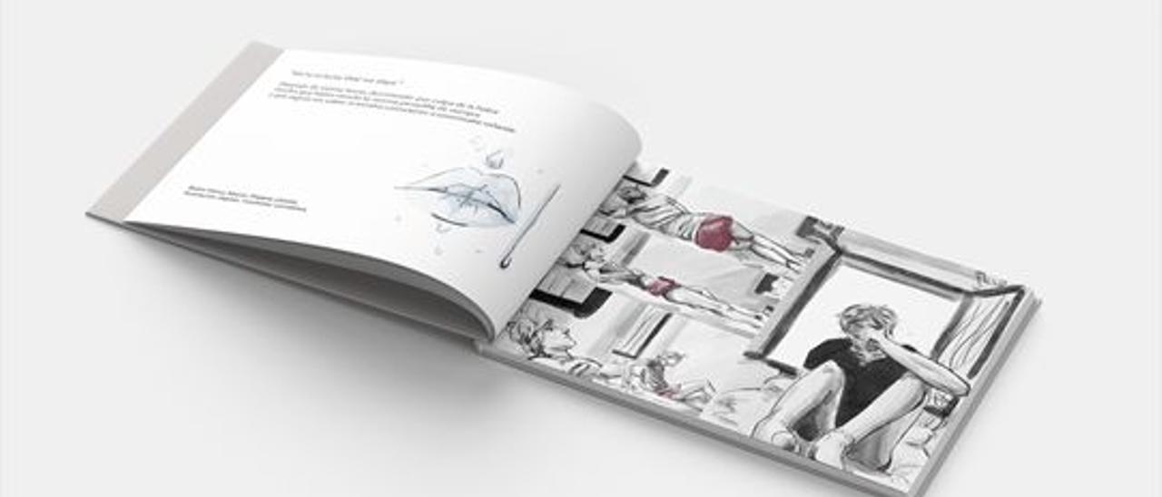 El libro de los alumnos de Altea.