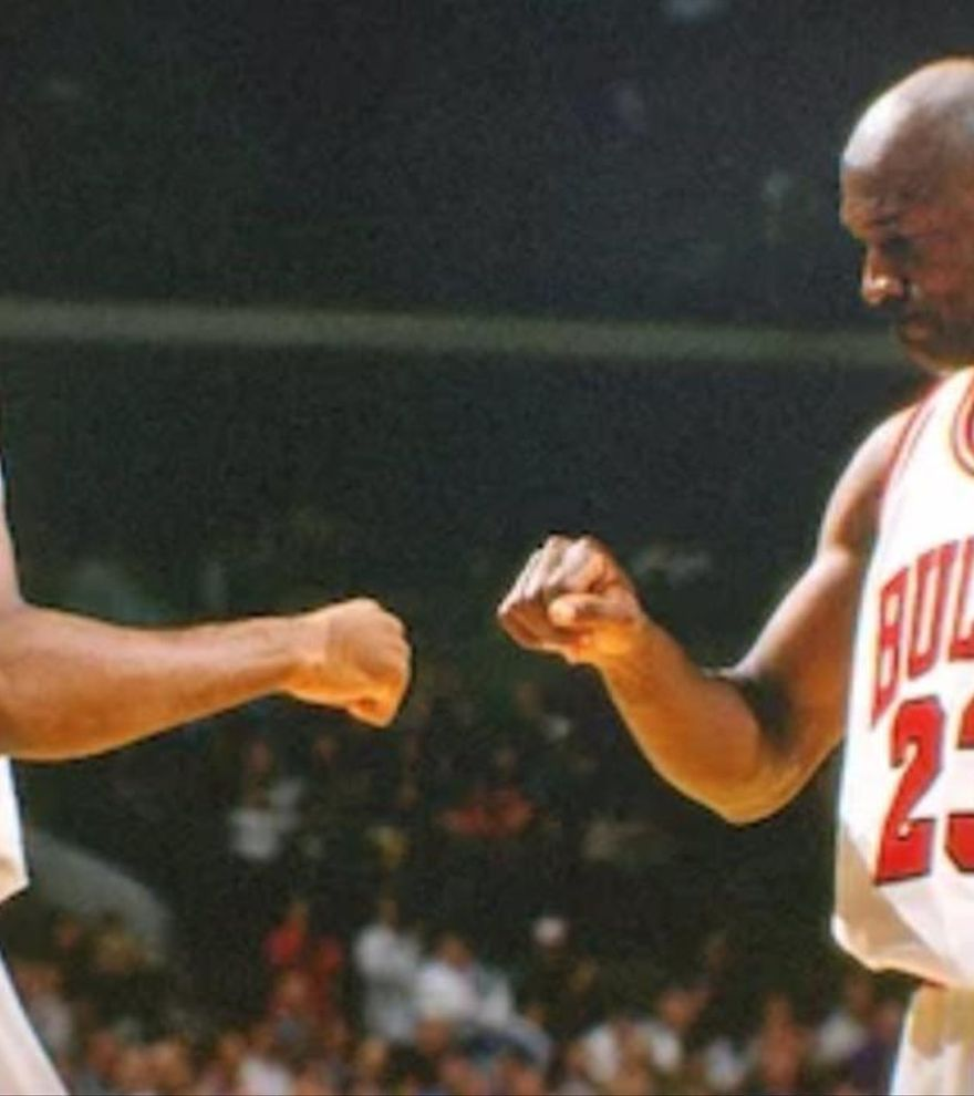 Michael Jordan dona dos millones de los beneficios de 'The Last Dance'