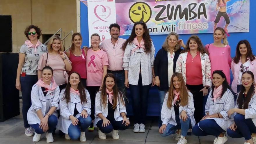 La Fiesta y la Política se suman al Día Mundial contra el Cáncer de Mama