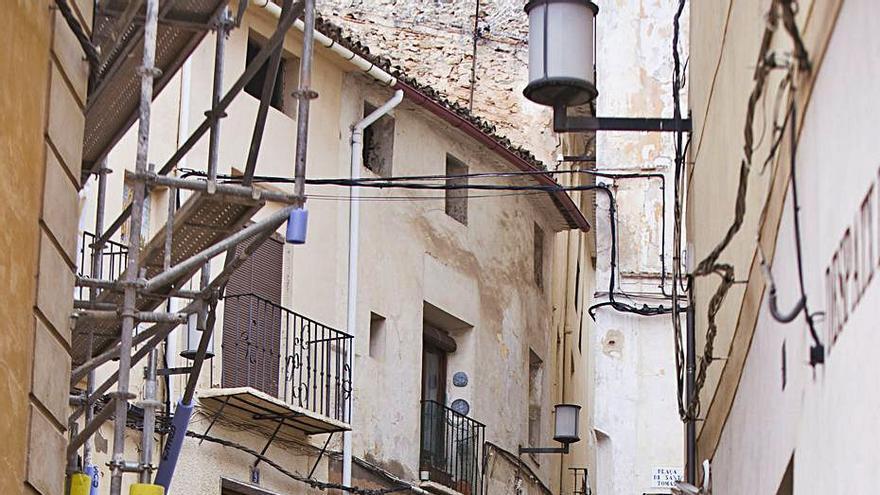 El Consell retoma 13 años después la rehabilitación del Barri Medieval