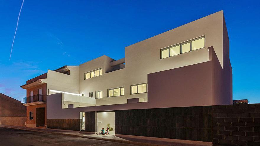 Un edificio de viviendas de Rafelbunyol logra un premio nacional de sostenibilidad