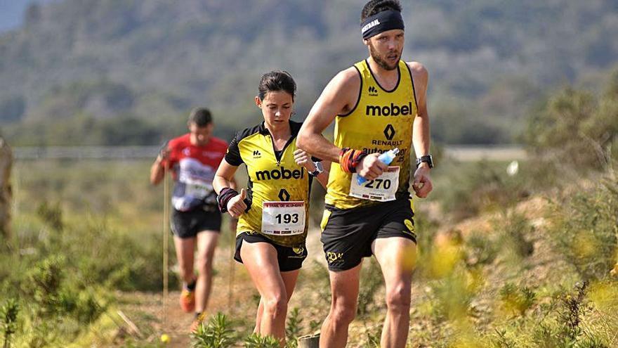 El Trail de Alumbres, un test para el regreso de las pruebas oficiales en la Región de Murcia