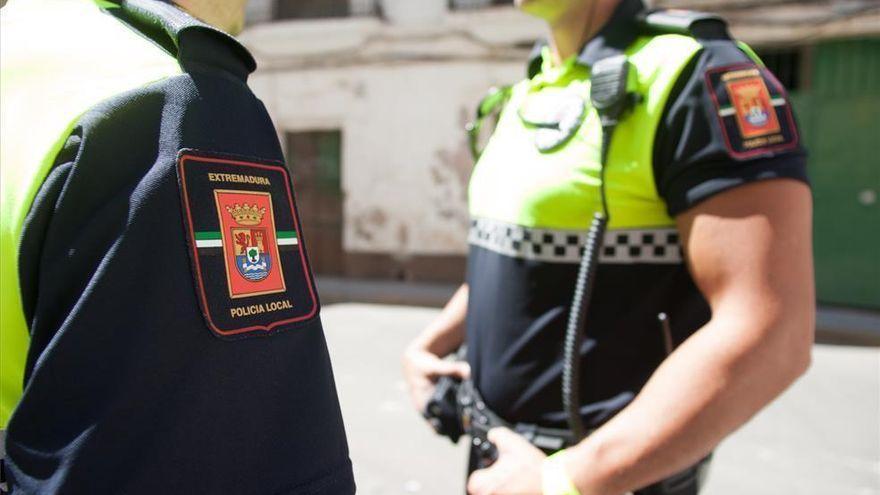 Galardón para policías de Malpartida y Brozas