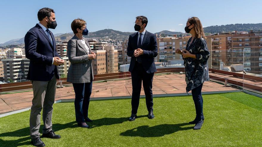 Los portavoces del PSOE en Córdoba, Granada, Málaga y Almería exigen a la Junta una estrategia común para salir de la crisis del covid