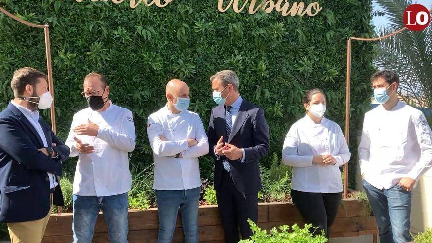 Veinticinco cocineros murcianos representarán a la Región en Madrid Fusión