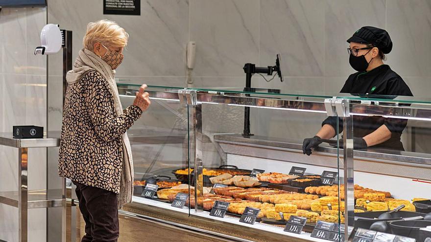 Mercadona inaugura su nuevo modelo de tienda eficiente en la calle Góngora