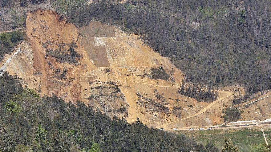 El Occidente se harta: Asturias tiene rota una de sus alas