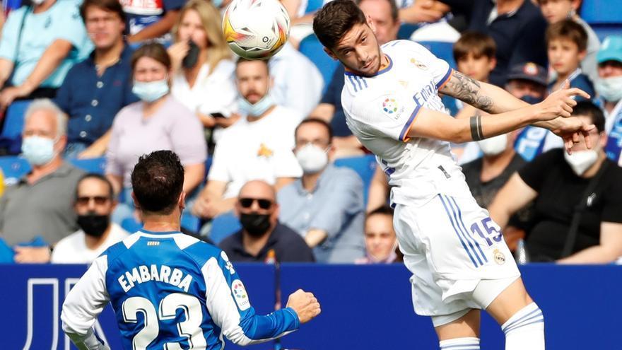 Espanyol - Real Madrid, en imágenes