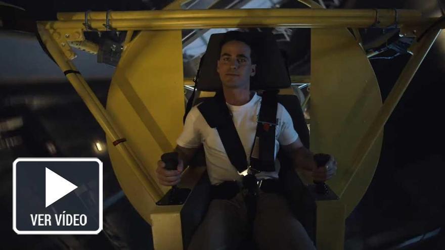 Así es 'Elegidos para la gloria', la serie espacial producida por Leonardo DiCaprio para Disney