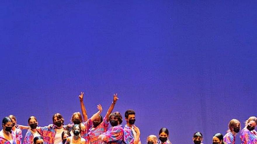Espectáculos de fin de curso de las escuelas de música y danza