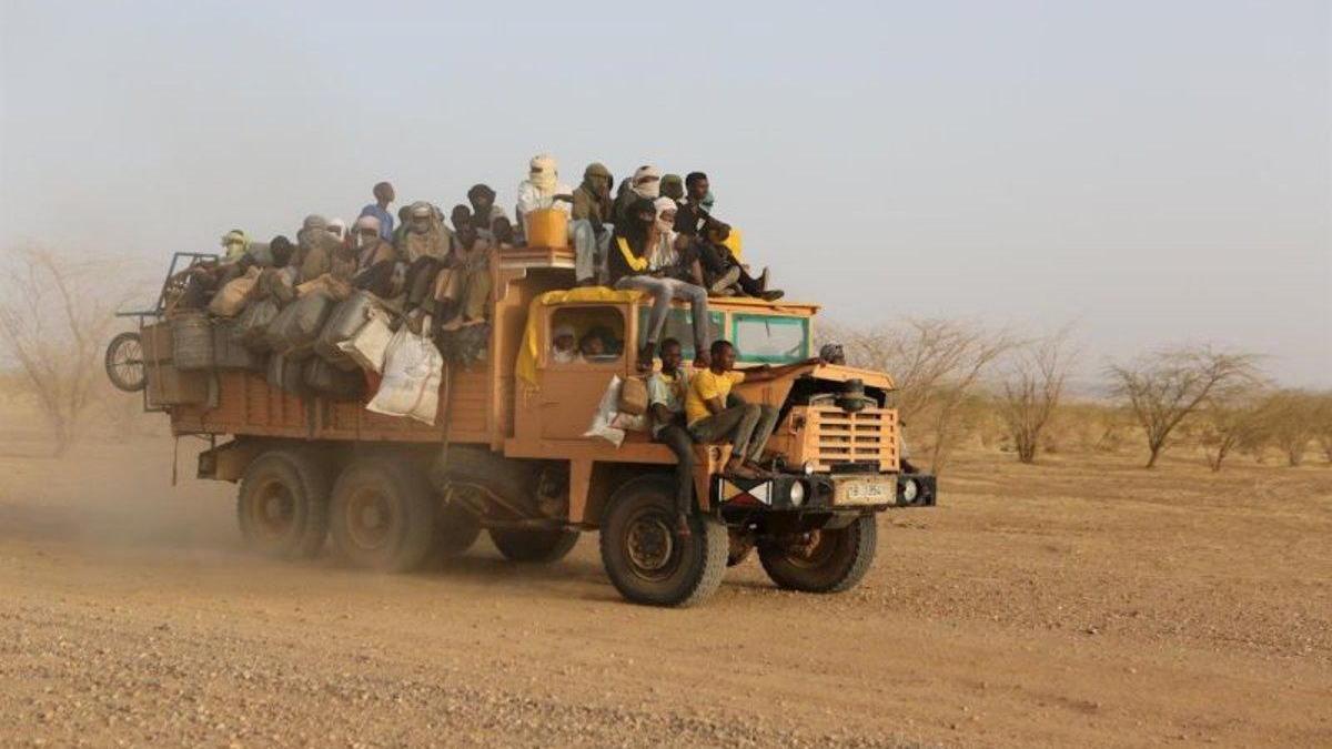 Miles de personas mueren a su paso por las rutas migratorias africanas