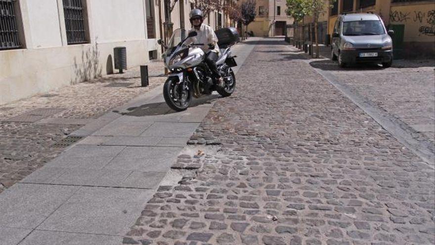 Zamora controla con videovigilancia el acceso a motor al casco histórico