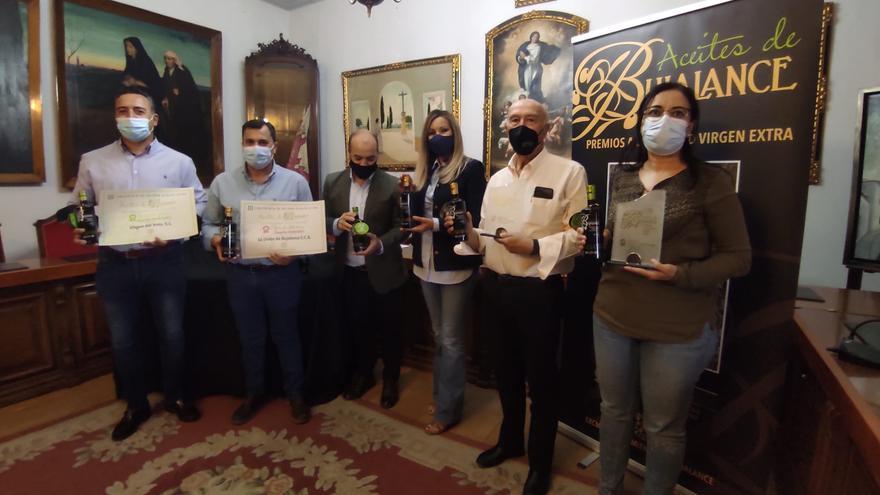 Entregados los premios a los mejores aceites de Bujalance