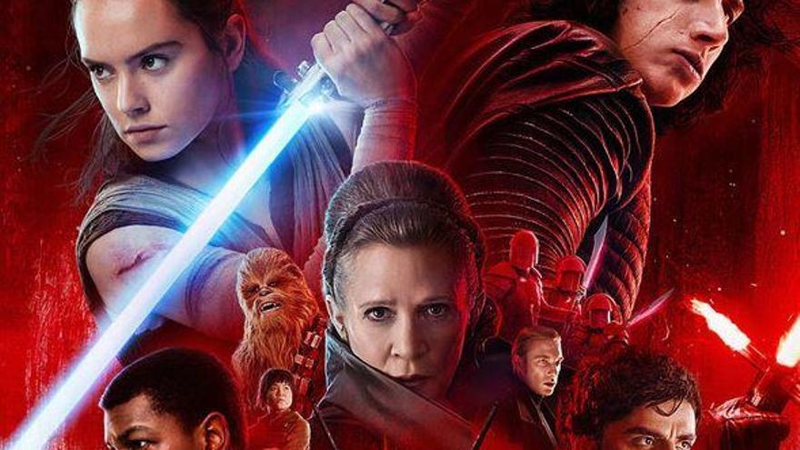 «Star Wars» fa créixer l'expectació amb les noves i tenses imatges