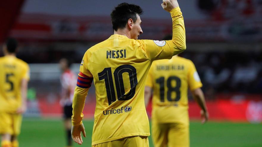 """Messi: """"Esta es una Copa muy especial"""""""