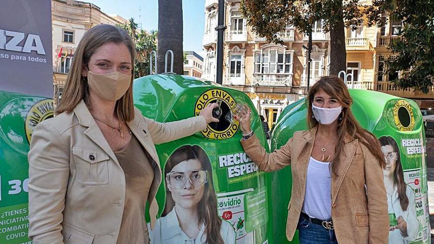 Los cartageneros reciclaron un 8,5% más de envases en el 2020