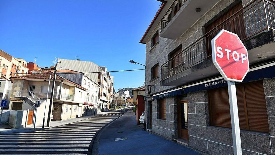 Campelo: un barrio fantasma en cuarentena