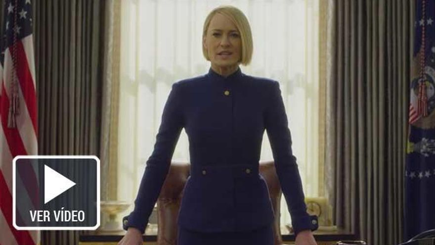'House of Cards': Primer tráiler sin Kevin Spacey
