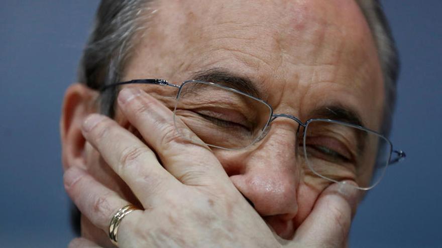 ¿Crees que debe dimitir Florentino Pérez?