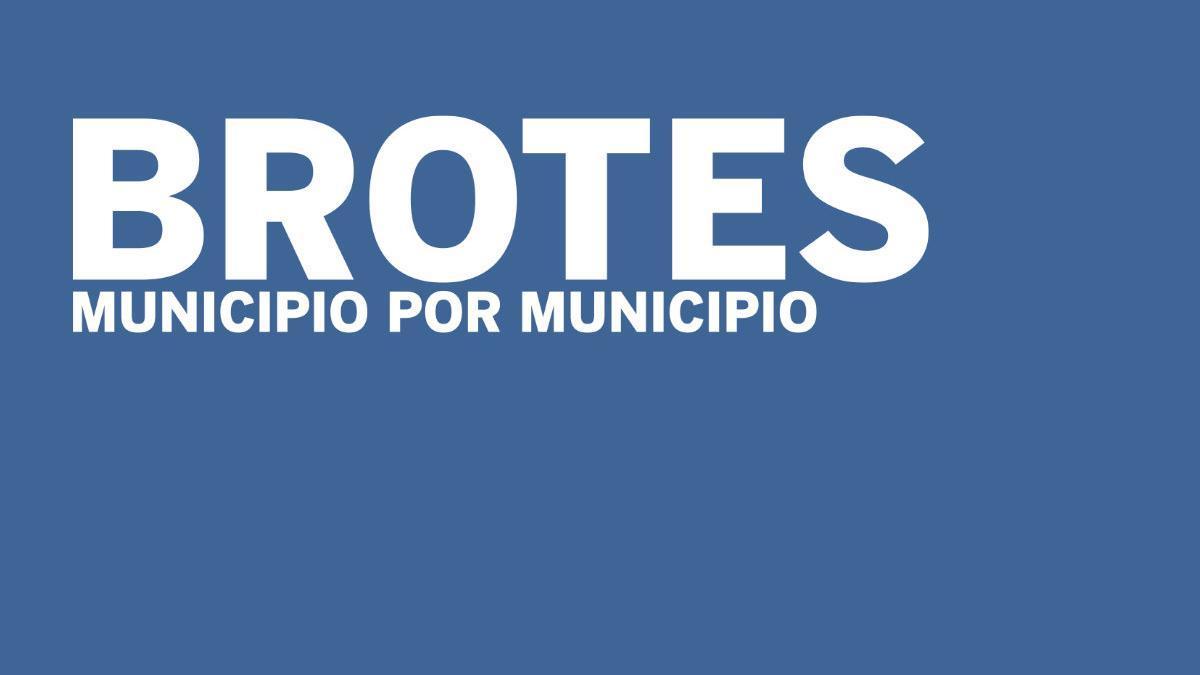 Brotes de coronavirus en la Comunitat Valenciana.
