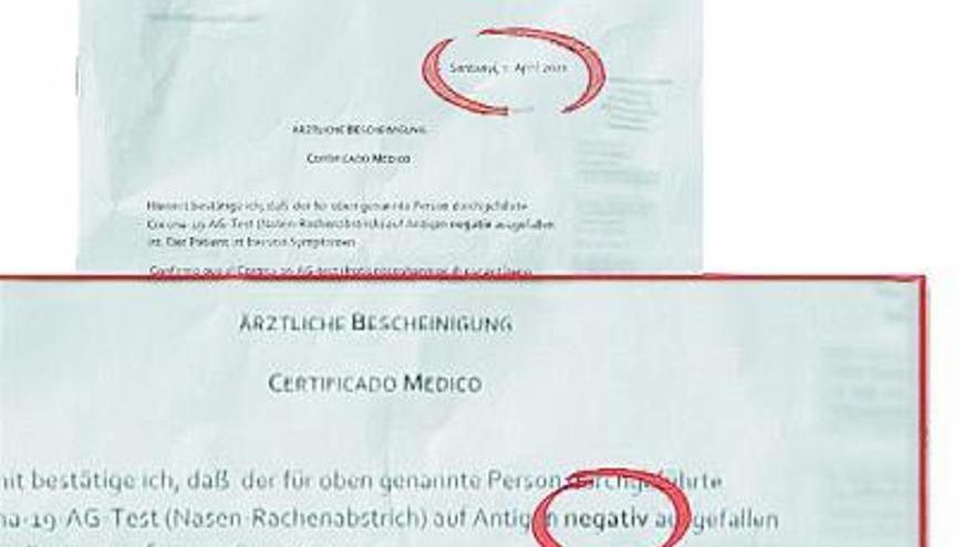 Un médico de la clínica de Santanyí acusada de hacer PCR falsas: «El encargado de los test en nuestro centro es el Doktor Rösel»