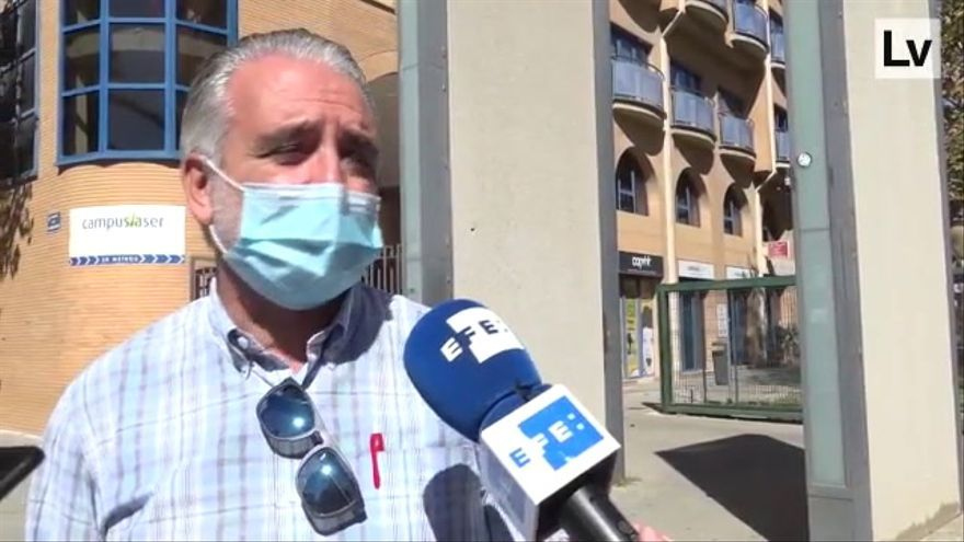 Sanidad prohíbe salir del colegio mayor a los 700 residentes del Galileo Galilei