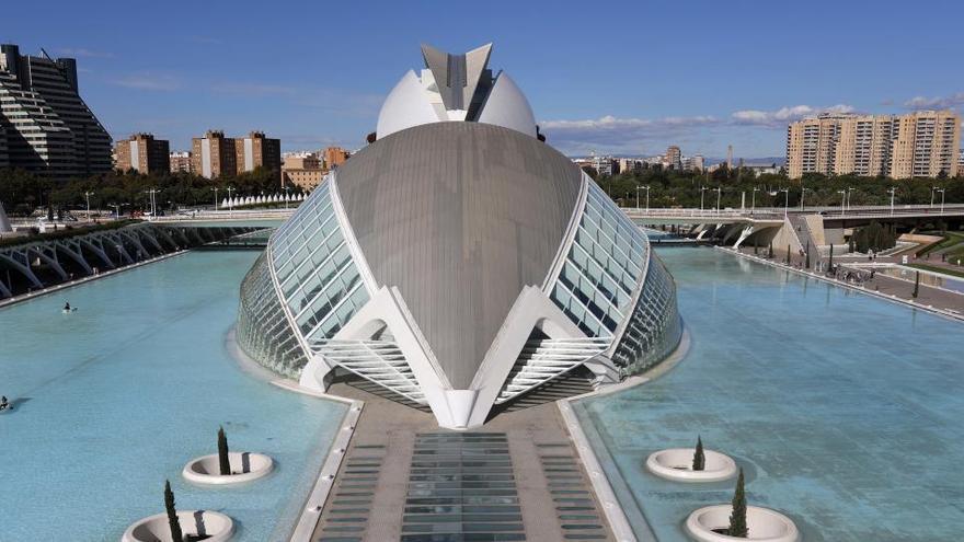 La Ciutat de les Arts ofrece descuentos durante el puente del 9 d'Octubre