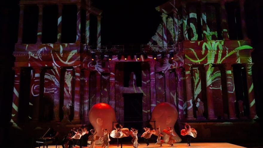 La venta de las entradas del Festival de Mérida comenzará el 1 de junio